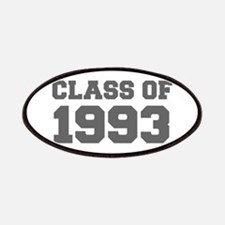 CLASS OF 1993-Fre gray 300 Patch