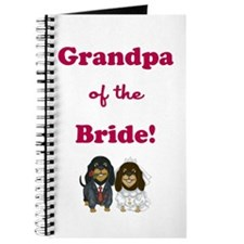 GRANDPA of the BRIDE Journal