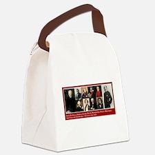 Unique Classical Canvas Lunch Bag