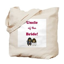 UNCLE of the BRIDE Tote Bag