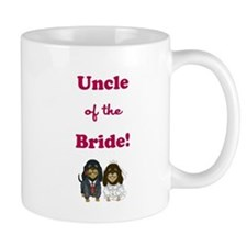 UNCLE of the BRIDE Mug
