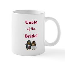 UNCLE of the BRIDE Mug