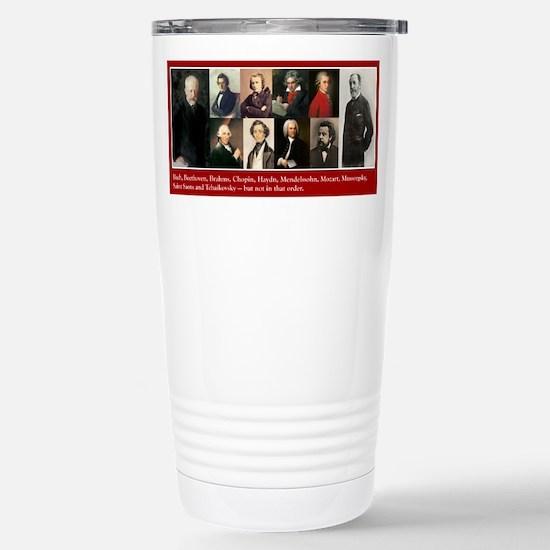 Cute Haydn Travel Mug