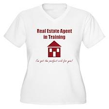 Real Estate Women's Plus Size Da Plus Size T-Shirt