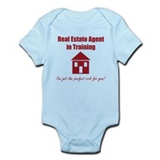 Real Estate Agent in Training Body Suit