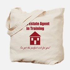 Real Estate Agent in Training Tote Bag