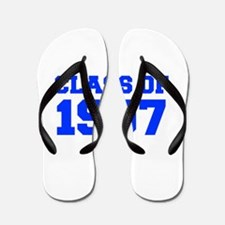 CLASS OF 1997-Fre blue 300 Flip Flops