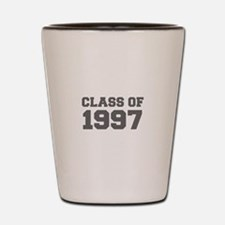CLASS OF 1997-Fre gray 300 Shot Glass