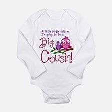 I'm going to be a Big Cousin! Body Suit