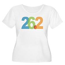 Marathon - 26.2 Plus Size T-Shirt