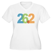 Marathon - 26.2 Plus Size T-Shirt