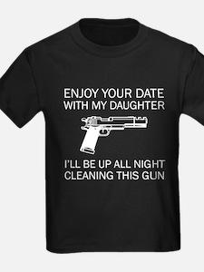 Cleaning This Gun (Dk) T-Shirt