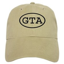 GTA Oval Baseball Cap