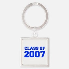 CLASS OF 2007-Fre blue 300 Keychains