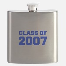 CLASS OF 2007-Fre blue 300 Flask