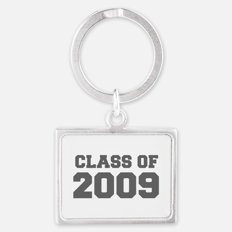 CLASS OF 2009-Fre gray 300 Keychains