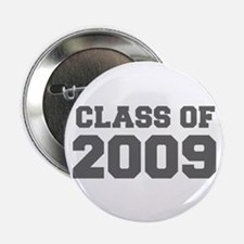 """CLASS OF 2009-Fre gray 300 2.25"""" Button (10 pack)"""