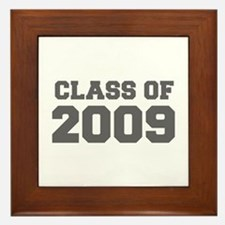 CLASS OF 2009-Fre gray 300 Framed Tile