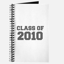 CLASS OF 2010-Fre gray 300 Journal