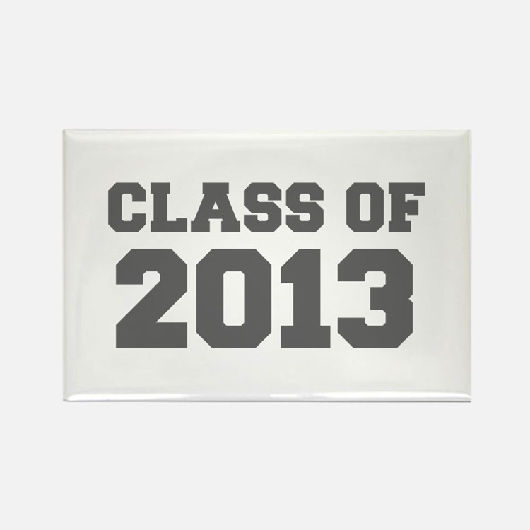 CLASS OF 2013-Fre gray 300 Magnets