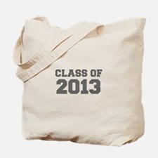 CLASS OF 2013-Fre gray 300 Tote Bag
