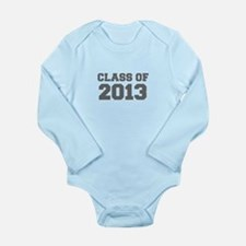 CLASS OF 2013-Fre gray 300 Body Suit