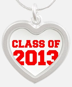 CLASS OF 2013-Fre red 300 Necklaces