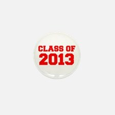 CLASS OF 2013-Fre red 300 Mini Button (10 pack)
