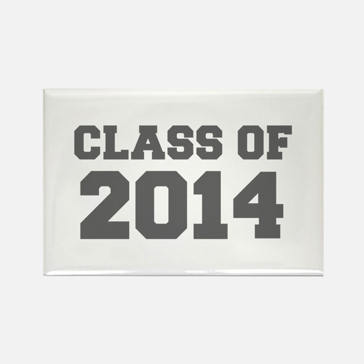 CLASS OF 2014-Fre gray 300 Magnets