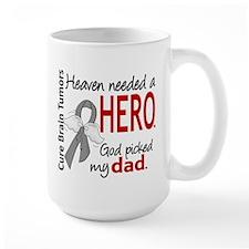 Brain Tumor HeavenNeededHero1 Mug
