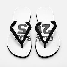 CLASS OF 2015-Fre gray 300 Flip Flops