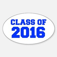 CLASS OF 2016-Fre blue 300 Decal