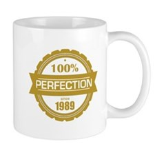 perfection since 1989 Mugs
