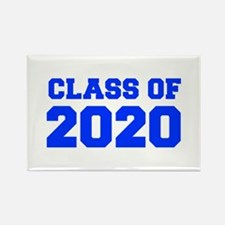 CLASS OF 2020-Fre blue 300 Magnets