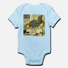 We Love Mom! Infant Bodysuit