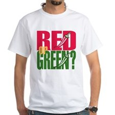 Red or Green? Shirt