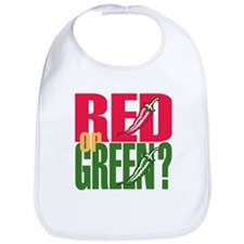 Red or Green? Bib