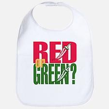 Red or Green? Bib