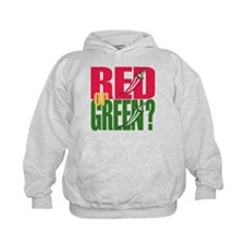 Red or Green? Hoodie