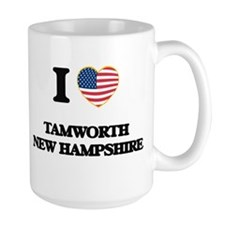 I love Tamworth New Hampshire Mugs