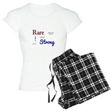 I am Rare and Strong Pajamas