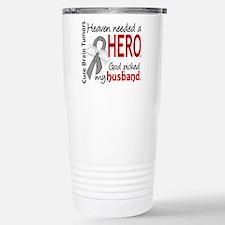 Brain Tumor HeavenNeede Stainless Steel Travel Mug