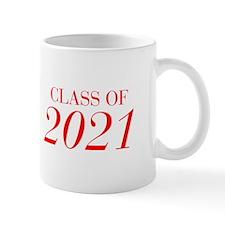 CLASS OF 2021-Bau red 501 Mugs
