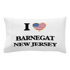 I love Barnegat New Jersey Pillow Case