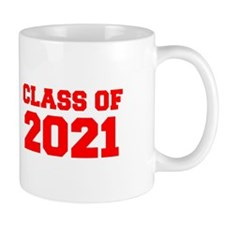 CLASS OF 2021-Fre red 300 Mugs