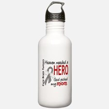 Brain Tumor HeavenNeed Water Bottle