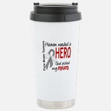Brain Tumor HeavenNeede Travel Mug