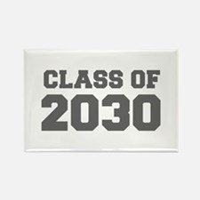 CLASS OF 2030-Fre gray 300 Magnets