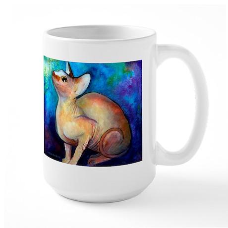 SPHYNX CAT 5 Large Mug