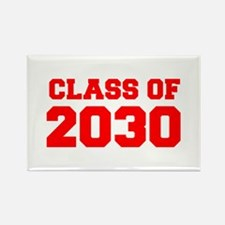 CLASS OF 2030-Fre red 300 Magnets